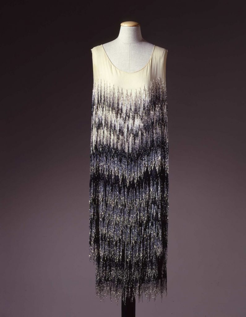 Efha Focus Dress By Coco Chanel 1924 Ca European Fashion Heritage Association